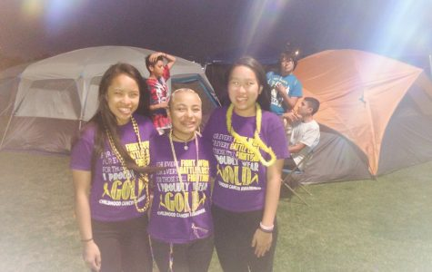 Relay for Life Dedicated to Kara