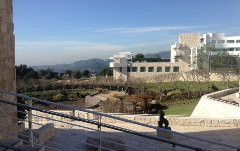 Get Blown Away At The Getty