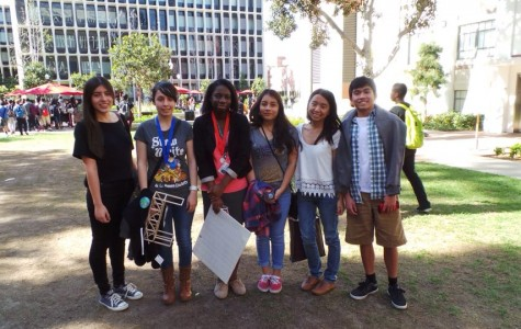 Excitement Buildup for Pre-MESA Day 2016
