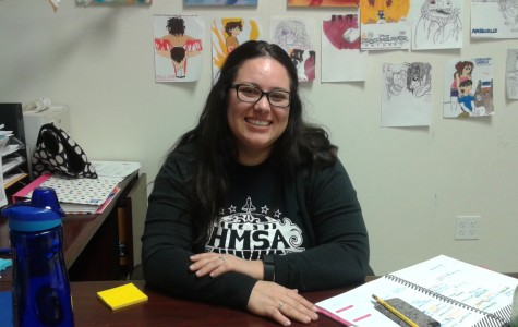 Ms. Vasquez Joins the Counseling Department
