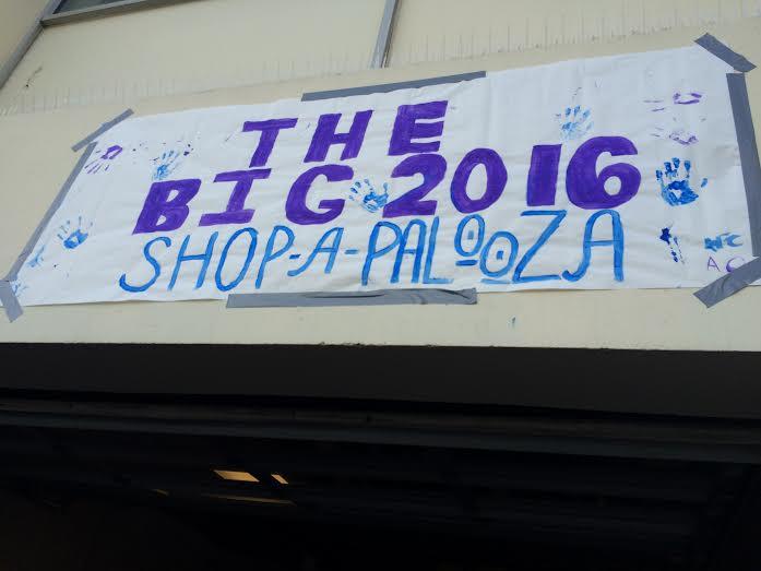 The Big 2016 Shop-A-Palooza!