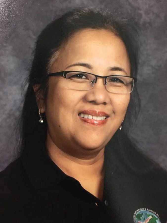 Humans of HMSA: Ms. Bayani
