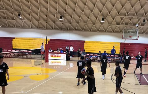 HMSA Boys Volleyball vs. Hawthorne High