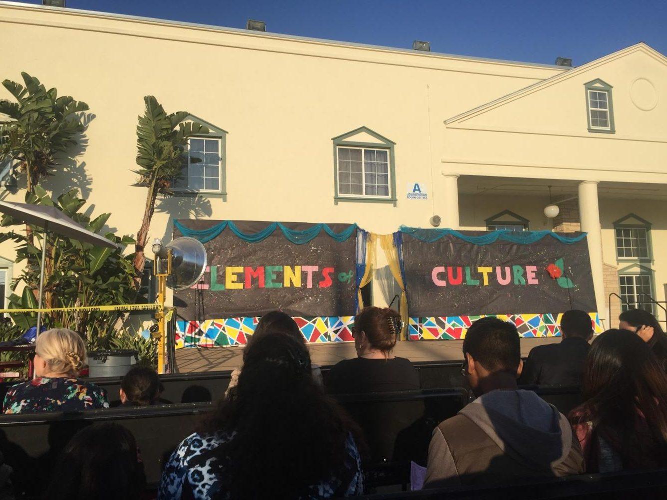 Elements of Culture. Photo Source: Cristina G.