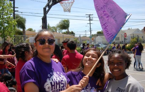 HMSA's Last Spirit Week of the Year Yields a Ton of Participation
