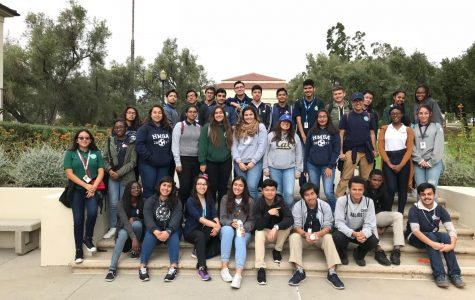 HMSA heads to Occidental College and CalTech!
