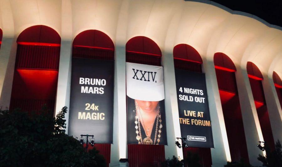 A Treasured Bruno Mars Experience