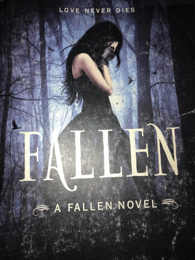 %22Fallen%22+Book+Cover.+Photo+taken+by+Jimena+Prado