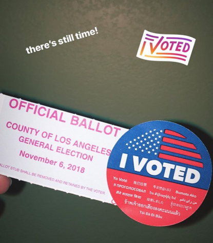 Voting in your Community