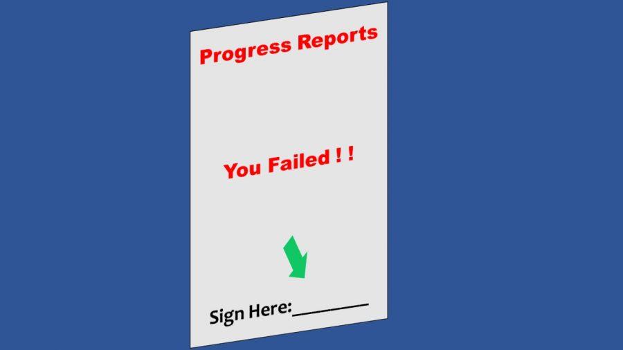 (Progress Reports by Stephanie Mejia)(Taken by Donovan Perez)