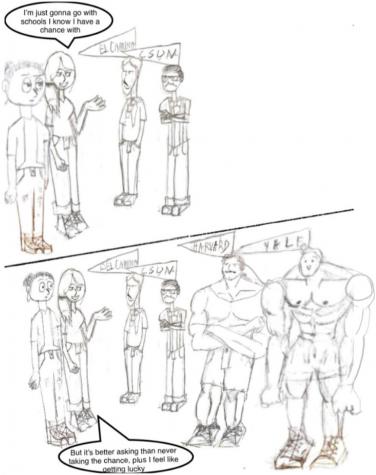 College Comic